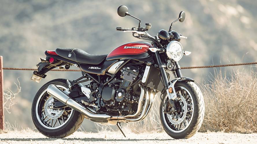 2018 Kawasaki Z900RS – First Ride