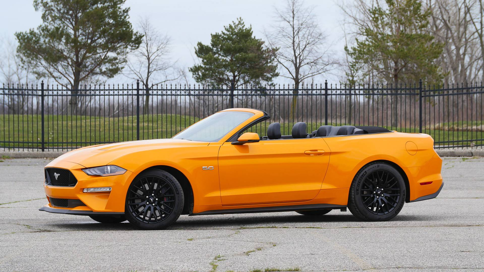 Most expensive 2018 ford mustang we welcome our one month loaner
