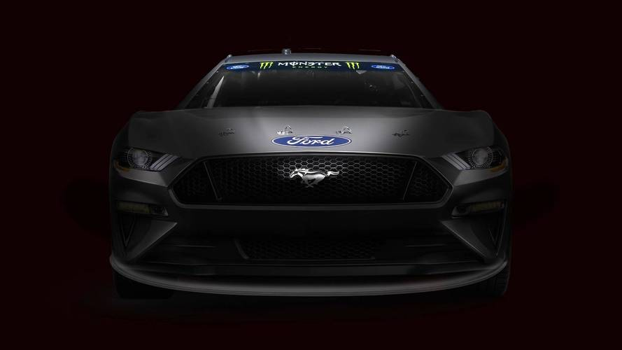 Ford Set To Take Mustang Racing Next Year