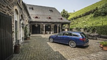 Mercedes C220d station wagon restyling