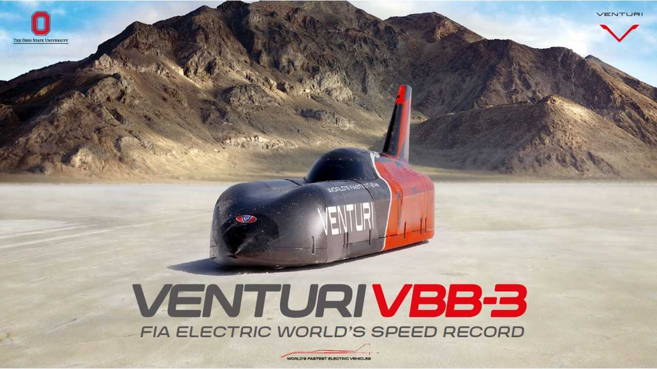 VBB-3 To Target 372 MPH Land Speed Record This Summer