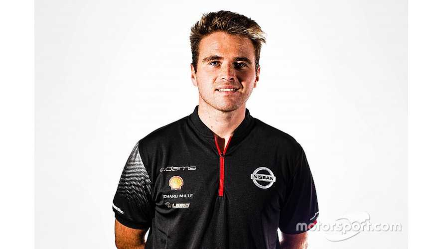 Nissan Confirms Rowland As Albon Replacement For Formula E