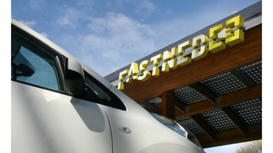Fastned Figures Out How To Make Money On Public Charging?  First 2 Stations Break-Even