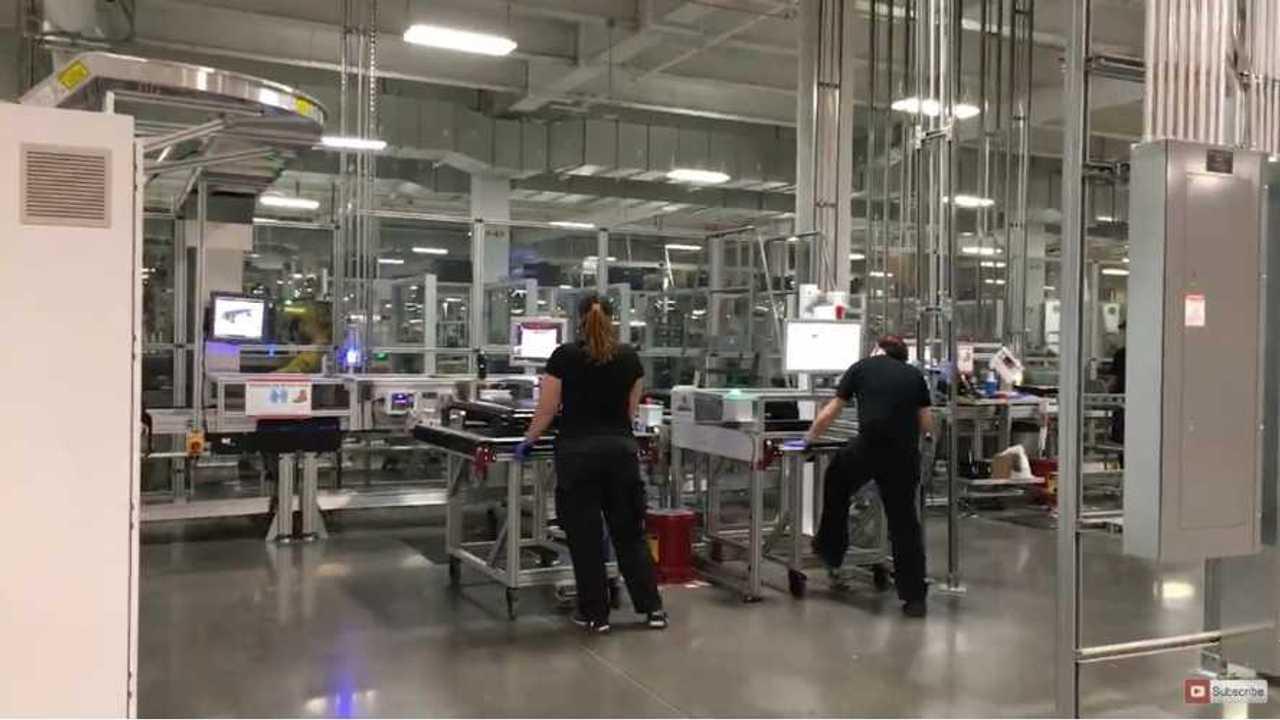 Tesla Gigafactory Evacuated After Hazardous Material Spill