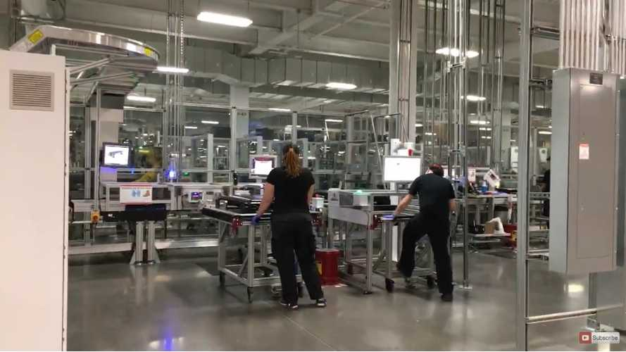 Tesla Gigafactory Evacuated After Hazardous Material Spill