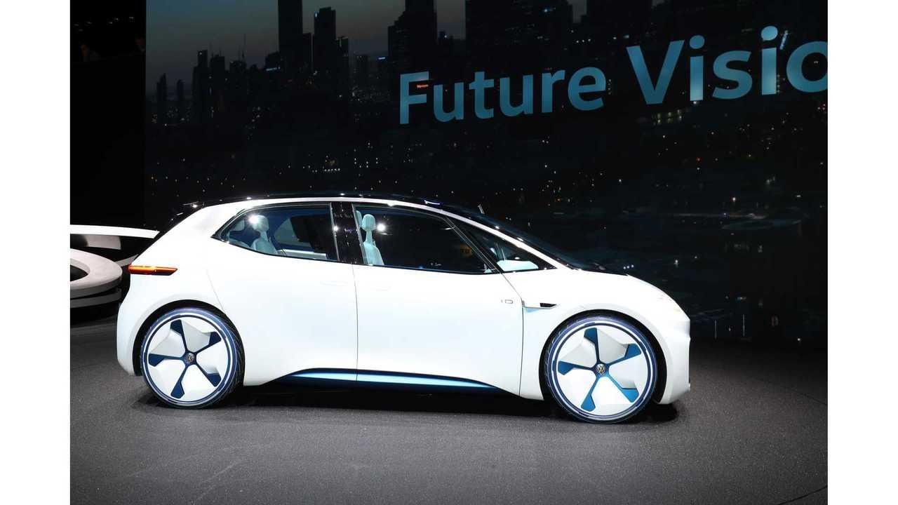 Volkswagen Orders Up $20 Billion In Batteries