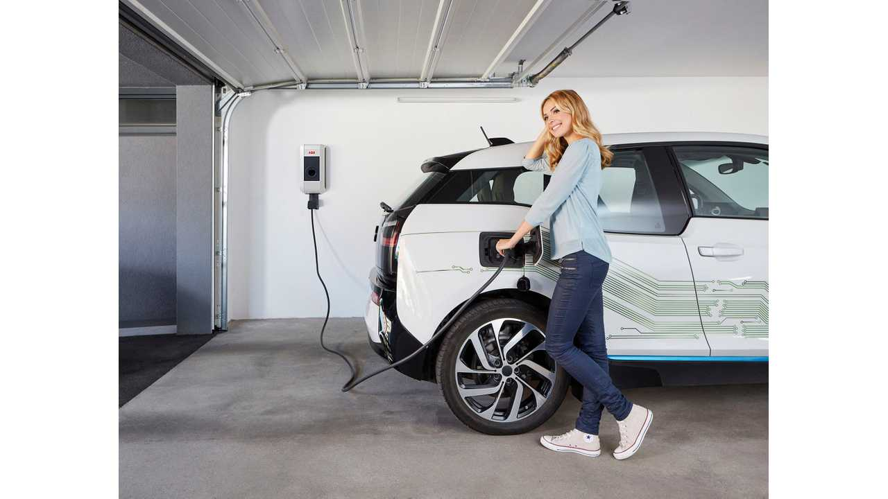 ABB Launches Its Cheapest Charging Station Yet