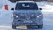 Mercedes EQ B spy photos
