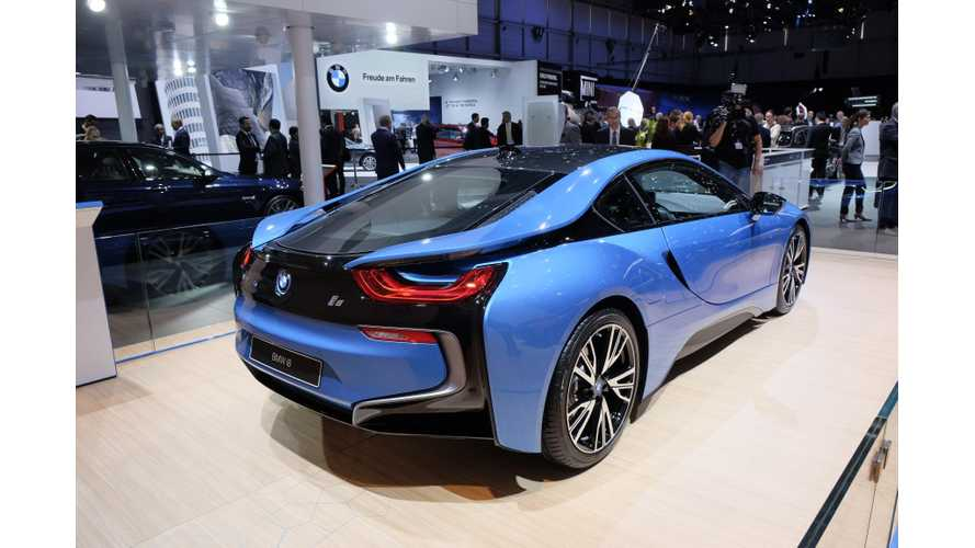 Supercars Of London Reviews BMW i8 - Video