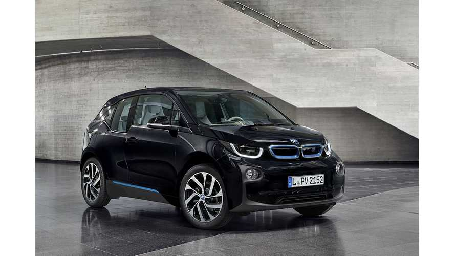"BMW i3 Gets Optional ""Sport"" Package In UK"