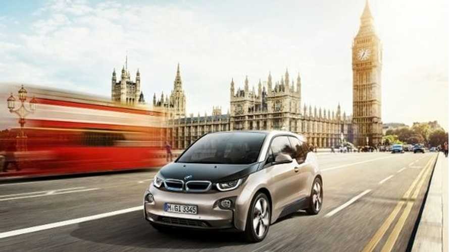 Is It Possible To Drive A BMW i3 Throughout London Without Touching The Brake Pedal? - Video