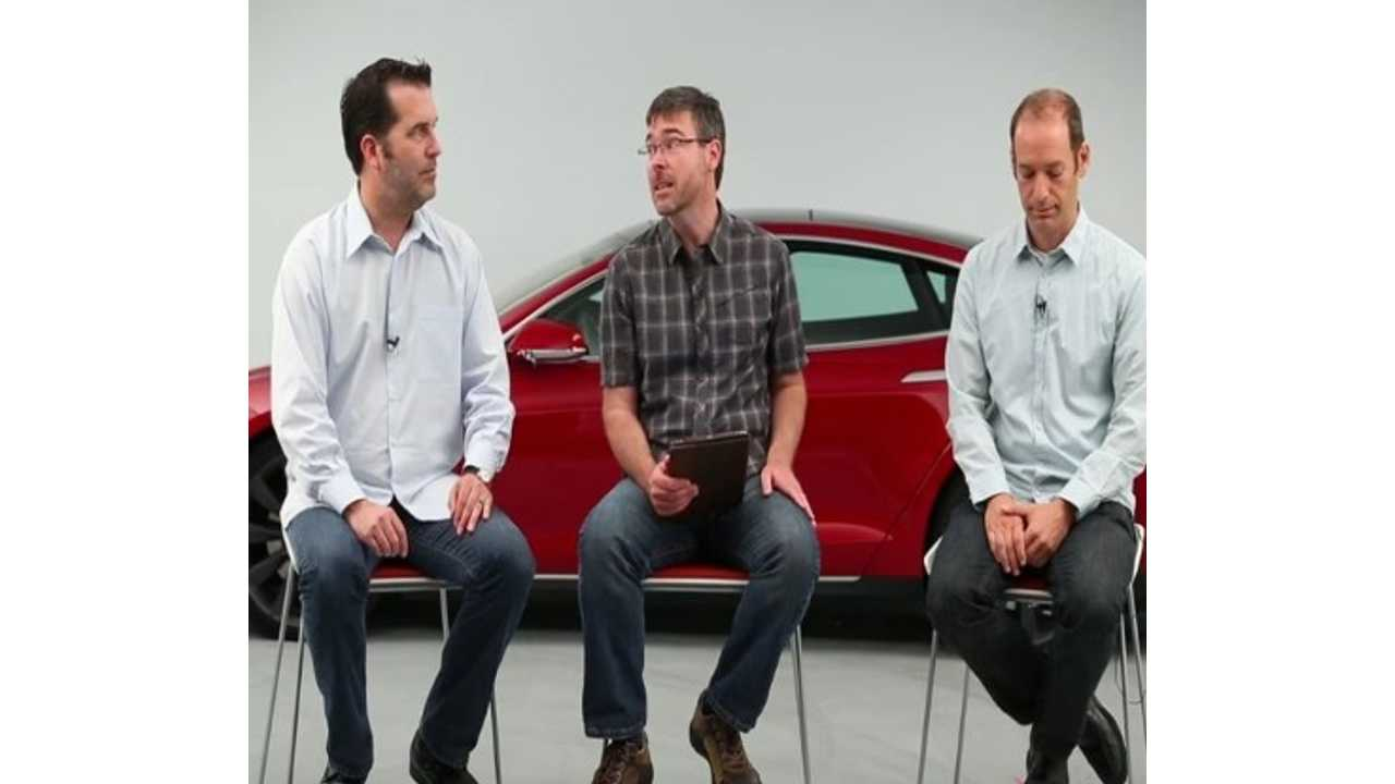 Consumer Reports' Talking Cars Discusses 103-Point Score For Tesla Model S P85D - Video