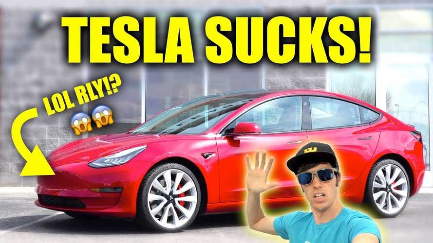 Five Reasons Why You Might Hate Your Tesla Model 3: Video