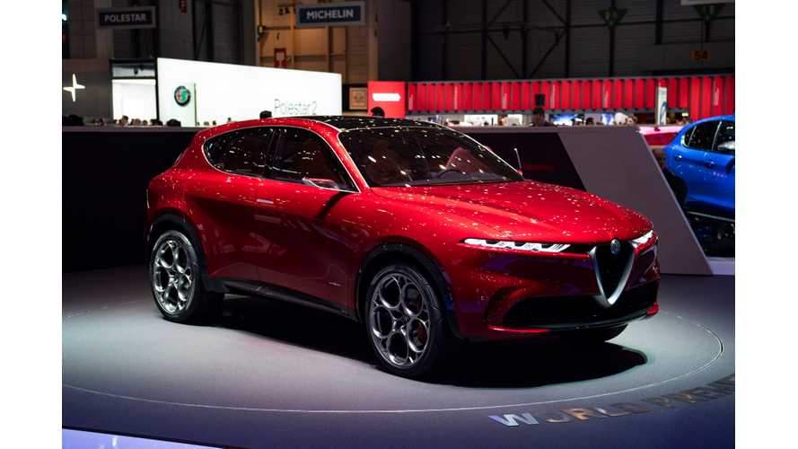 Alfa Romeo Tonale PHEV Foreshadows Upcoming Plug Ins: Videos