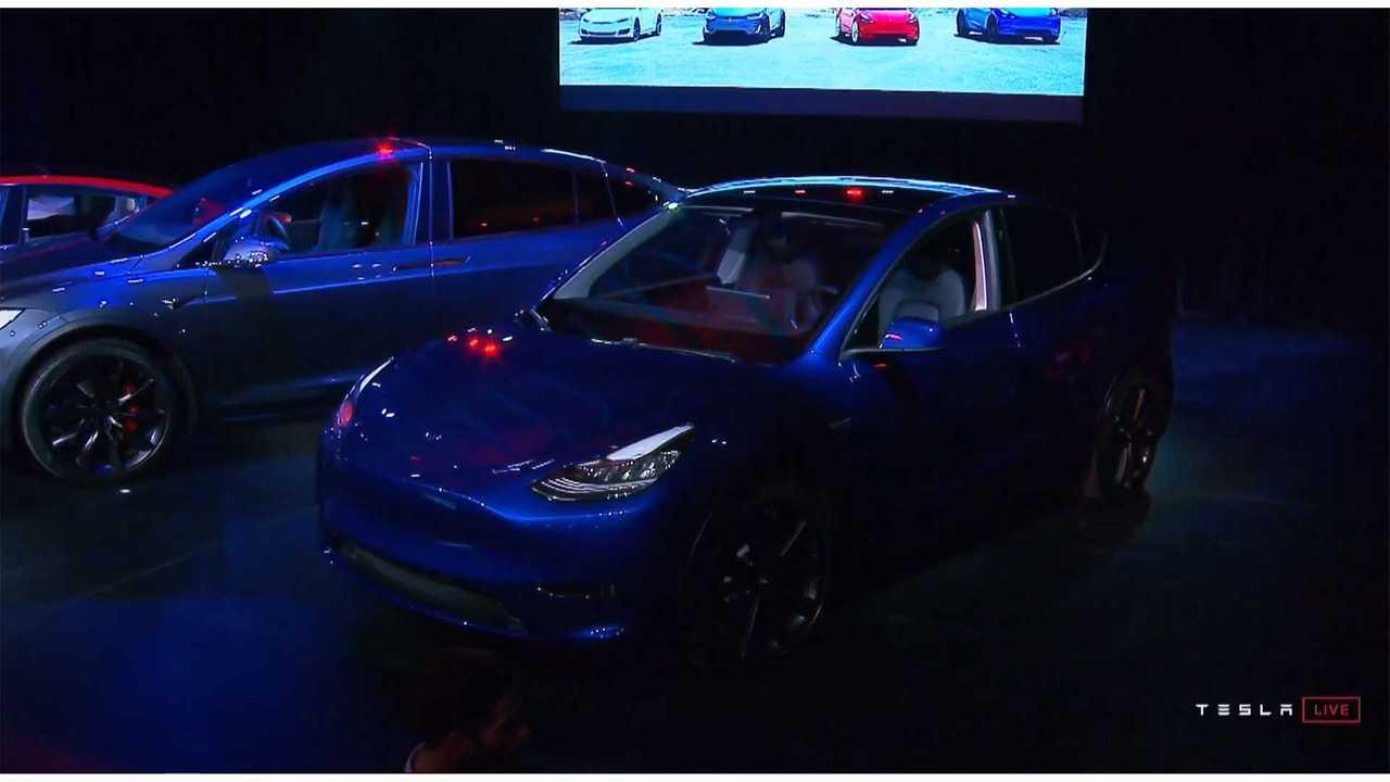 UPDATE: Tesla Model Y Reveal: Watch Livestream Replay Here