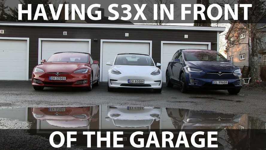 Caught On Video: Tesla Fan Has S3X In Public (NSFW)