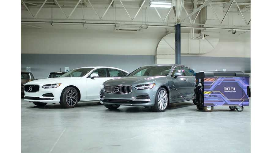 Volvo Invests In California Charging Company FreeWire