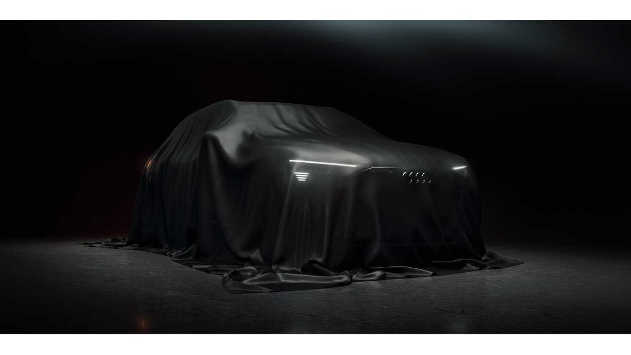 Audi Releases First e-Tron Teaser Ahead Of Next Week's Debut