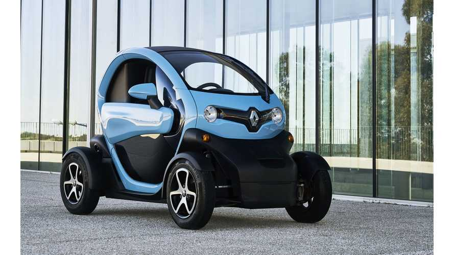 Lime To Offer Electric Fiat 500e, Renault Twizy In Seattle