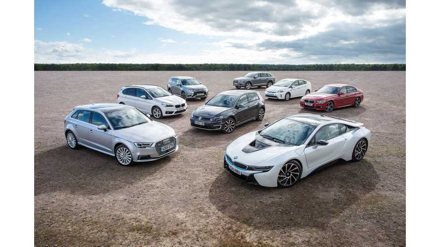 UK Government Thinks £246 Million Investment Will Lead Nation To Top In EV Battery Technology