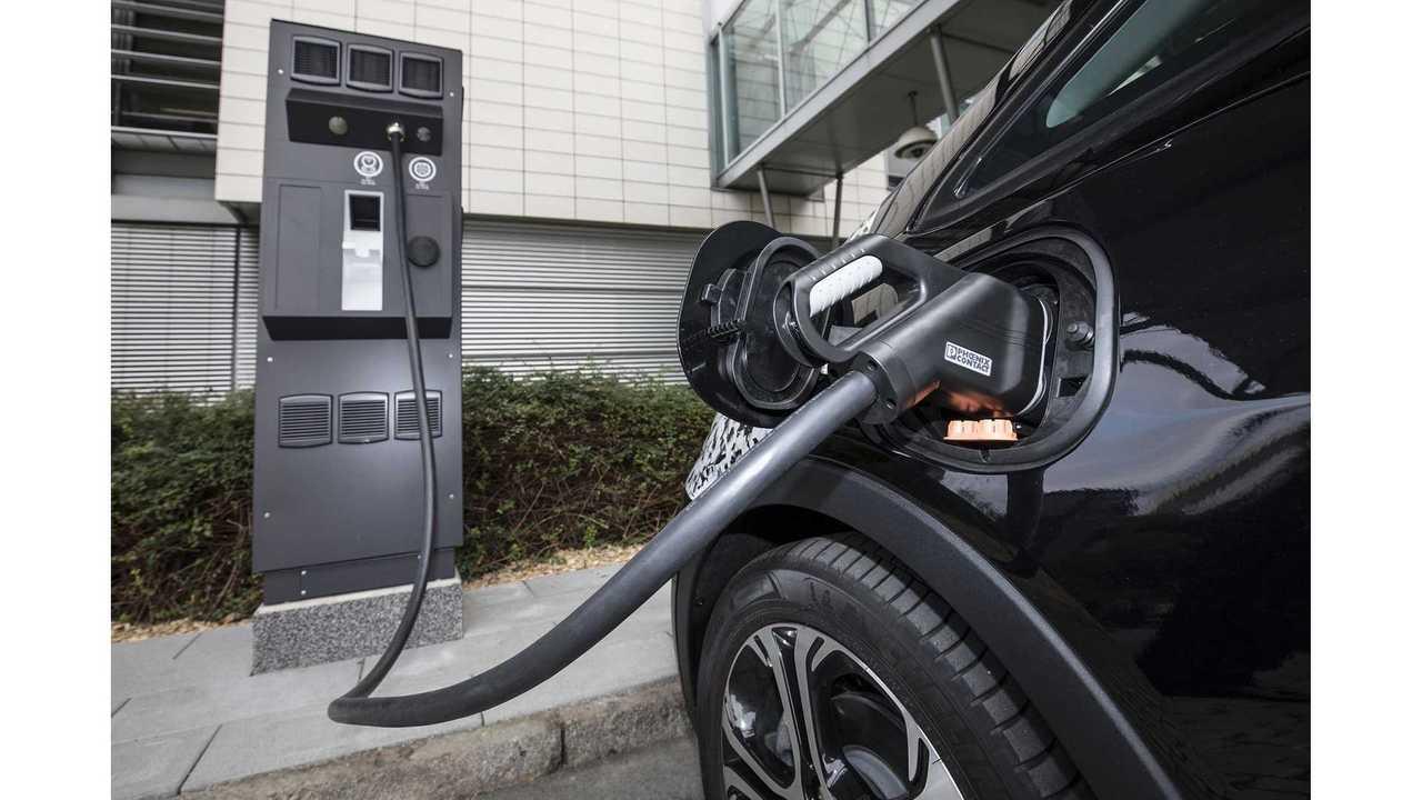 World's Largest EV Parking Garage Opens In Finland In June