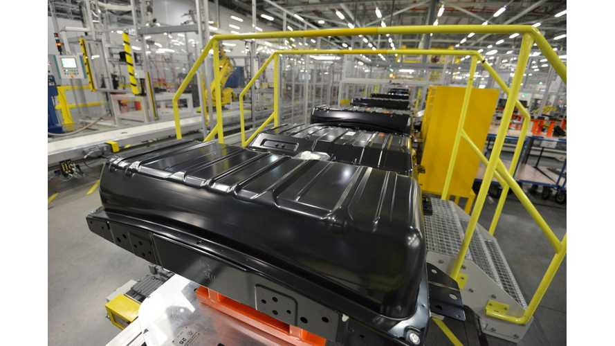 Nissan LEAF Battery - How It's Made (w/video)