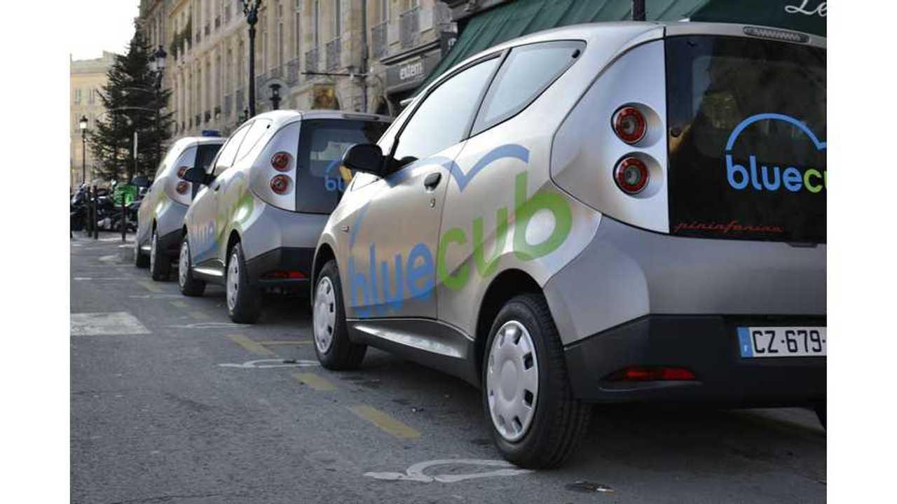 Autolib-Like Rental Car Scheme Heading To London In 2015