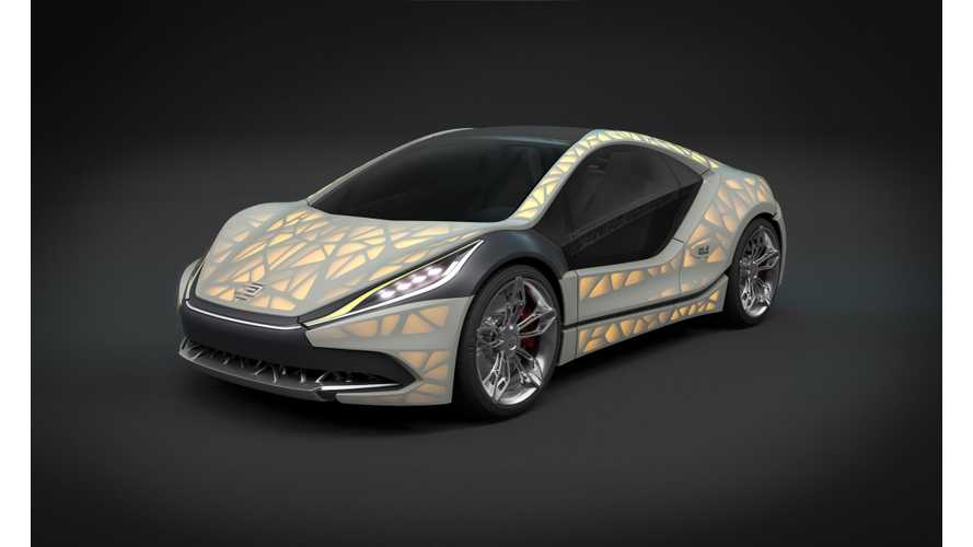 EDAG Reveals Light Cocoon Concept