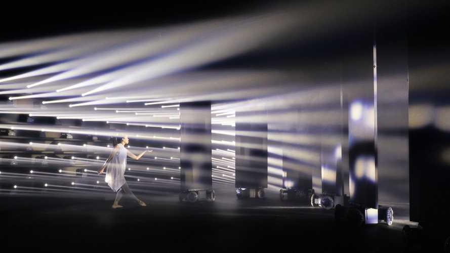 Lexus, giochi di luce al Fuorisalone 2019