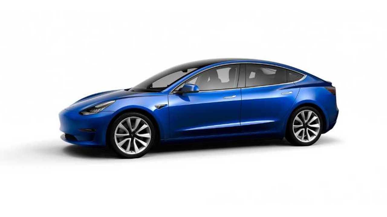 Tesla Registers 6,425 New Model 3 VINs: All Dual-Motor