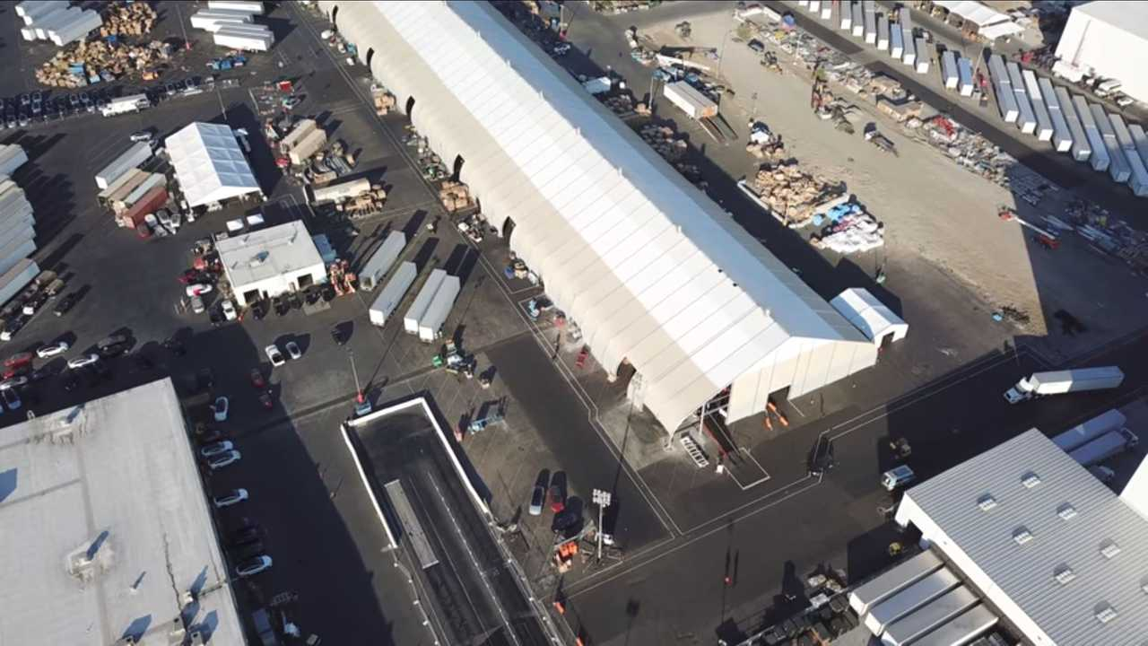 Tesla's Tent City Set To Expand: Should Speed Model 3 Prep