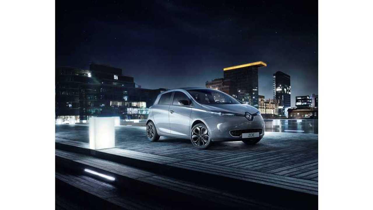 2018 Renault ZOE - ICONIC