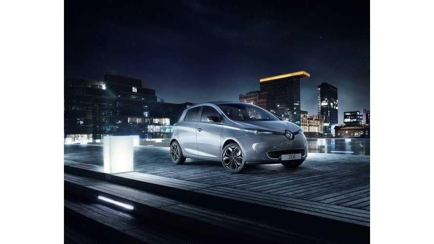Renault Unveils Special Edition