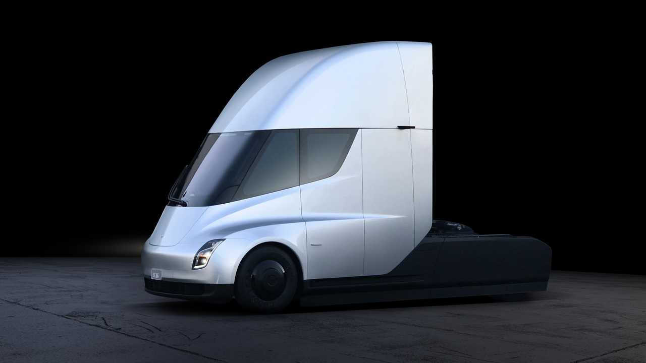 Tesla Semi Truck Battery Probably Lighter Than You Think - Part 2