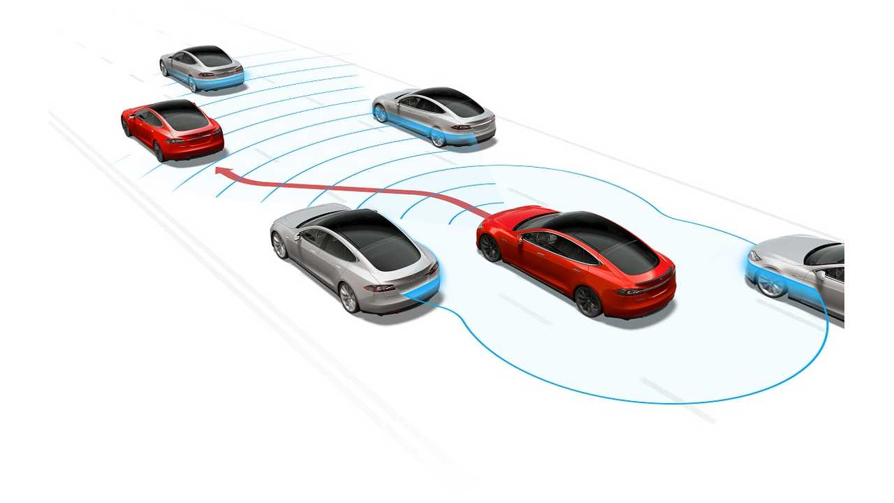 Tesla Autopilot And Other Braking Systems Are Blind To Parked Fire Trucks