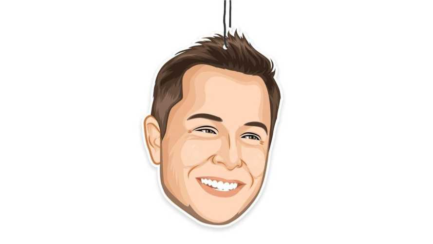 Get Your Elon's Musk Air Freshener Now