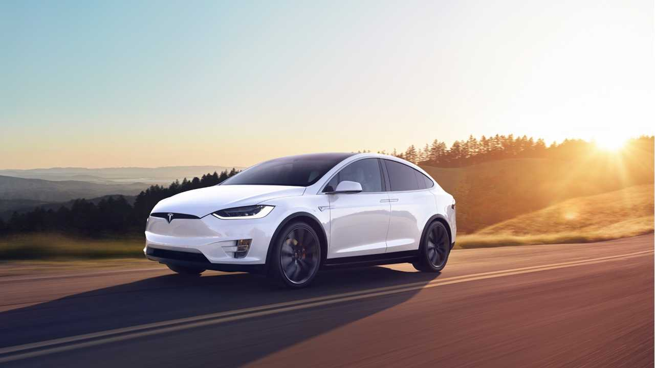 Marie Claire Calls Tesla Model X Most Luxurious Electric Car Ever