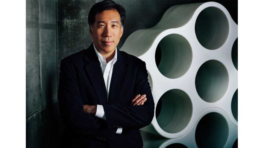 Tesla Motors VP James Chen Left Company To Join Faraday Future