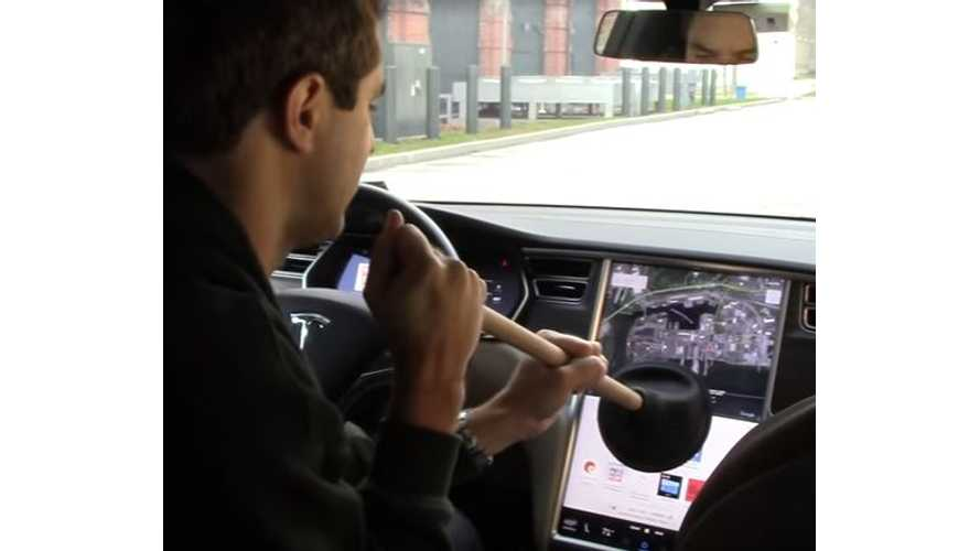 Here's Why The Tesla Model X Isn't Awful - Humorous Video