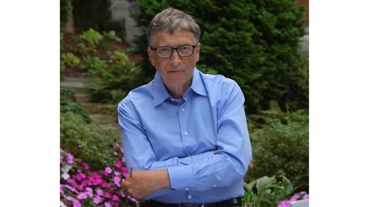 Bill Gates Heads Up Multi-Billion Dollar Clean Energy Fund