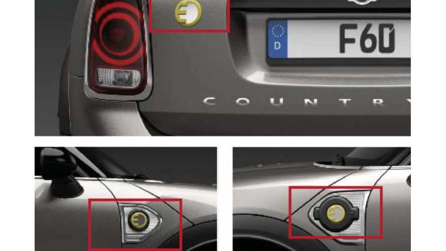 Mini Countryman E Plug-In Hybrid Spotted