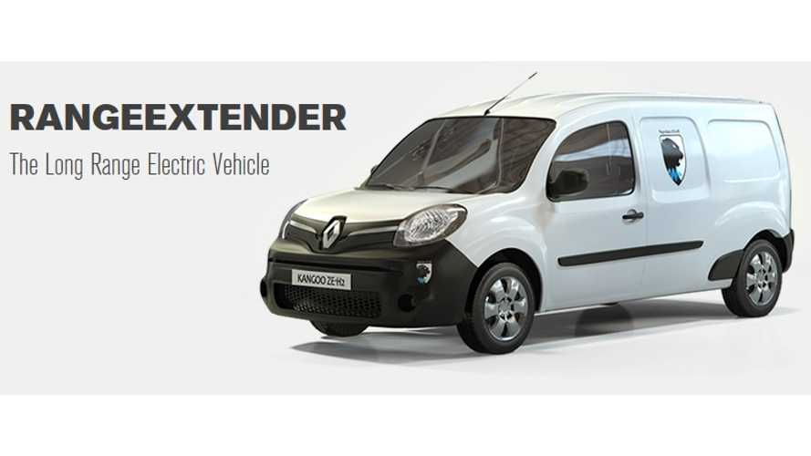 Renault Kangoo ZE-H2 EV Fuel Cell Sets New Range Record