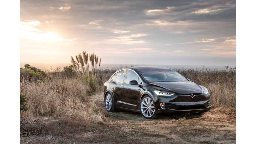 Tesla Takes #1 & #3 Spots In 2016 Full Year EV Sales Rank For U.S.