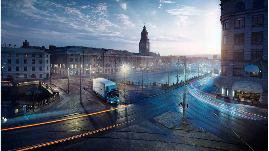Volvo Group Invests In Momentum Dynamics For Wireless Charging