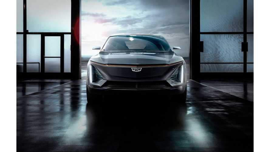 Cadillac Obsessively Benchmarking Tesla For Upcoming Electric SUV