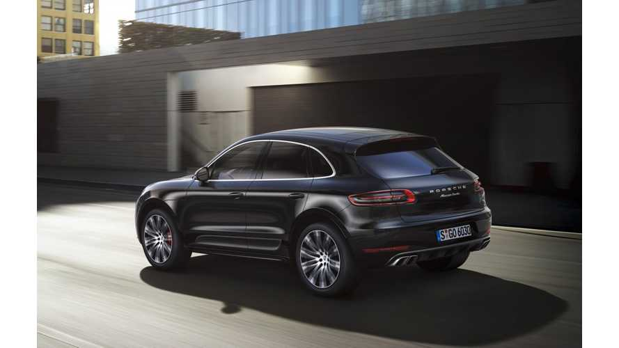 Porsche To Announce New Electric Vehicle Next Year, Likely A Crossover
