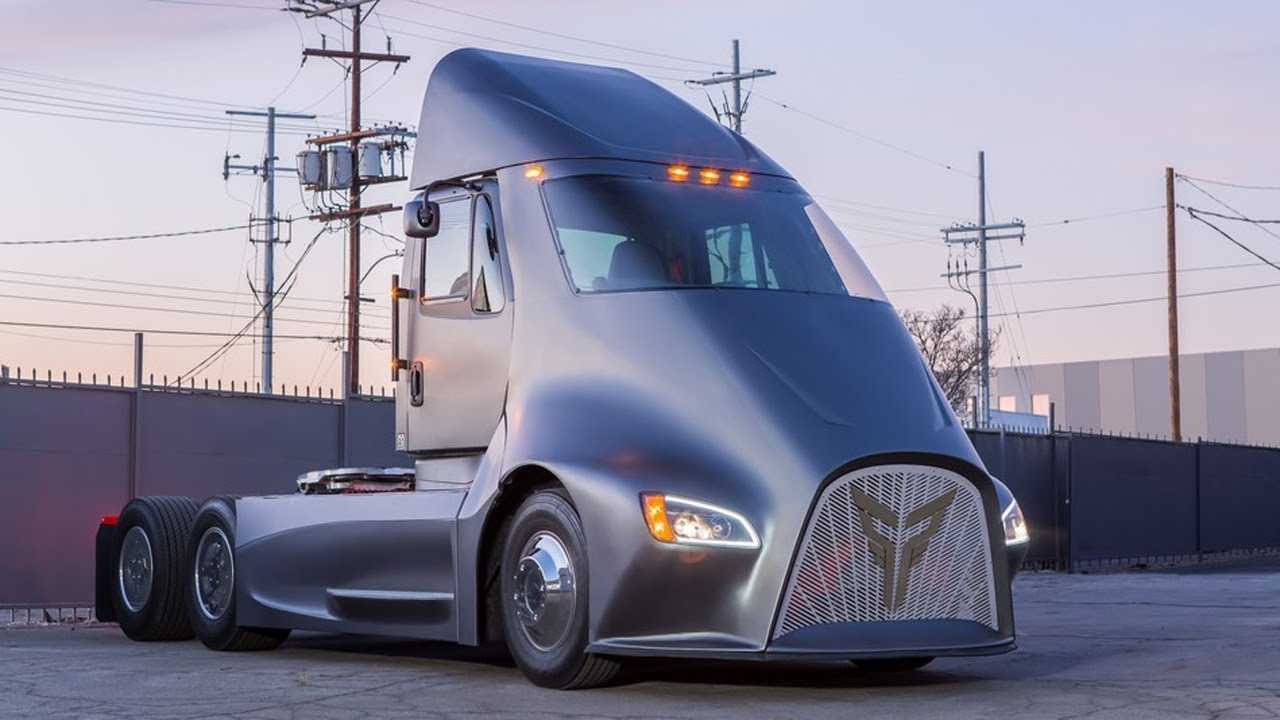 Startup Thor Claims It Will Drop Hammer On Tesla Semi With Its Own Electric Truck