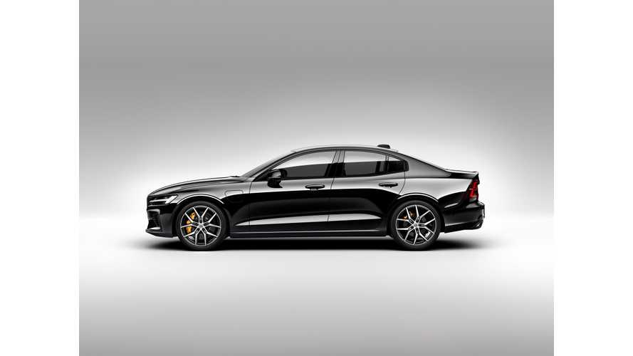 UPDATE - SOLD OUT - Volvo Allocates Only 20 S60 Polestar-Engineered PHEVs For U.S.