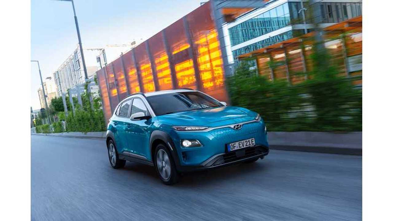 2019 Hyundai Kona Electric Offers Most Range Of Any Non-Tesla EV