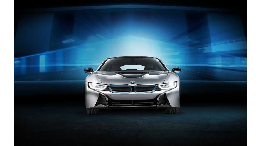 BMW i8 Recalled For Issue With Stability Control System